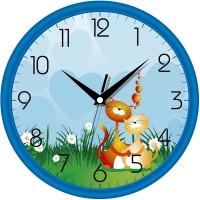Детские настенные часы UTA Classic 01 BL 19