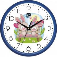 Детские настенные часы UTA Classic 01 BL 47