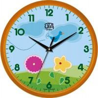 Детские настенные часы UTA Classic 01 OR 46