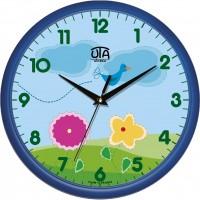 Детские настенные часы UTA Classic 01 BL 46