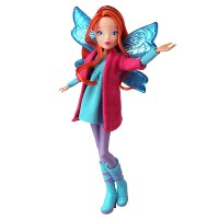 Кукла Winx Зимняя магия Блум