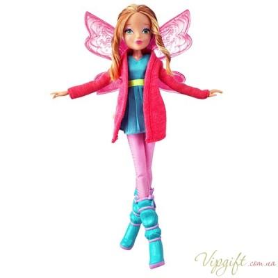 Кукла Winx Зимняя магия Флора