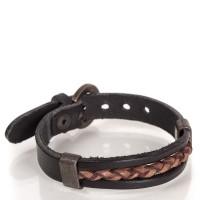 Кожаный браслет Deri Bileklik SH60204-1-3