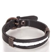 Кожаный браслет Deri Bileklik SH60204-1-0