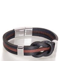 Кожаный браслет Deri Bileklik SH1004-3-18