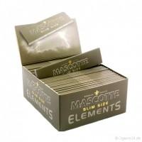 Сигаретная бумага Mascotte 110*44мм slim 33 листа