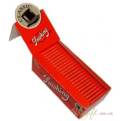 Сигаретная бумага 1004 Smoking 70 мм №8 60 листов