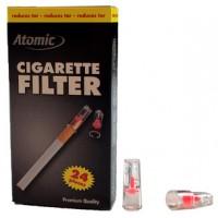 Фильтры для сигарет 0161100 Atomic Srandart 24 шт