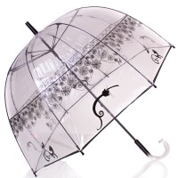 Прозрачный зонт-трость Zest Z51570-11