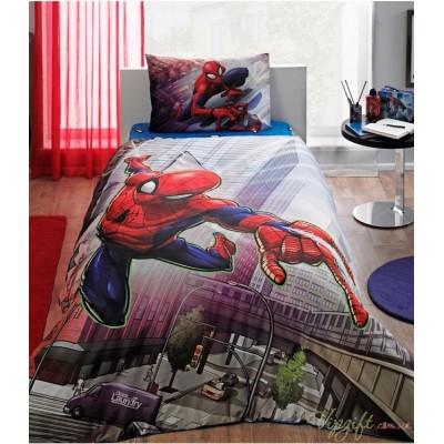 Постельное бельё TAC Disney SpiderMan Action подростковое