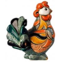 Керамическая фигурка De Rosa Rinconada Small Wildlife Курочка