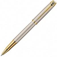 Шариковая ручка Parker IM Brushed Metal GT Трезубец
