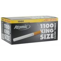 Гильзы для сигарет Atomic 0401600