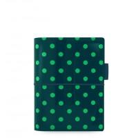 Органайзер Filofax Domino Pocket Patent Pine with Spots