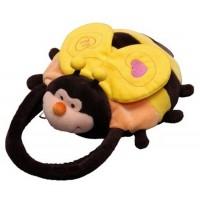 Сумка-игрушка Пчела Aurora 28 см