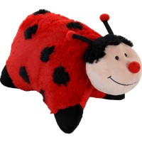 Декоративная подушка-игрушка Pillow Pets Божья коровка