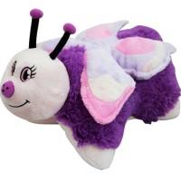 Декоративная подушка-игрушка Pillow Pets Розовая бабочка