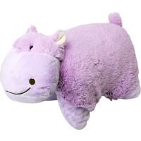 Декоративная подушка-игрушка Pillow Pets Забавный гиппопотам