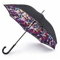 Женский зонт-трость Fulton Bloomsbury-2 L754 Digital Lights