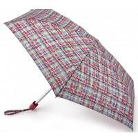 Складной зонт Fulton Tiny-2 L501 - Watercolour Check