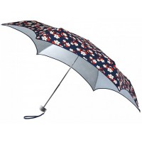 Складной зонт Fulton Parasoleil UV L752 - Geo Flower