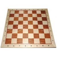 Шахматная доска № 6 из дерева