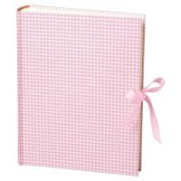 Детский фотоальбом Semikolon Vichy L розовый