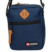 Мужская сумка Enrico Benetti Brasilia Navy Eb54429002