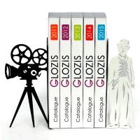 Упоры для книг Glozis Chaplin