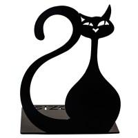 Держатель для книг Glozis Black Cat