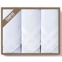 Мужские носовые платки Marvin Mink 52 3 шт.