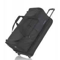 Сумка дорожная на колесах Travelite Basics Black TL096276-01
