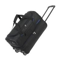 Сумка дорожная на колесах Travelite Basics Black TL096275-01