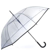 Прозрачный зонт-трость Happy Rain U40970