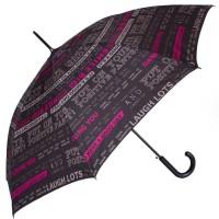 Женский зонт-трость Happy Rain U41089-1