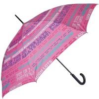 Женский зонт-трость Happy Rain U41089-3