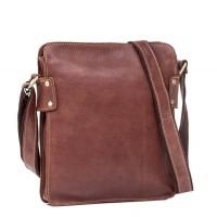 Мужская кожаная сумка Tiding Bag G8856B