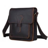 Мужская кожаная сумка Tiding Bag T1112