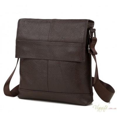 Мужская кожаная сумка Tiding Bag M38-8136C
