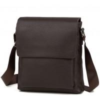 Мужская кожаная сумка Tiding Bag A25-1278C