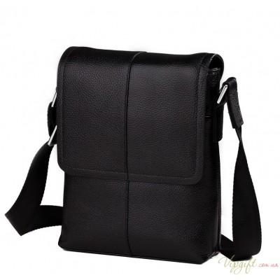 Мужская кожаная сумка Tiding Bag M1506A