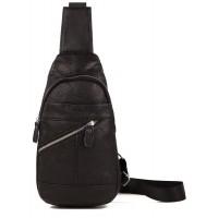 Мужская кожаная сумка Tiding Bag A25-284A