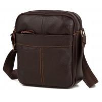 Мужская кожаная сумка Tiding Bag M38-1025C