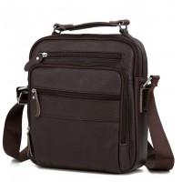 Мужская кожаная сумка Tiding Bag M38-5112C
