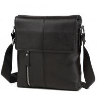 Мужская кожаная сумка Tiding Bag A25-238A