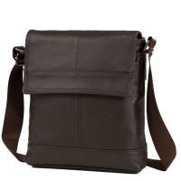 Мужская кожаная сумка Tiding Bag M38-3822C