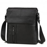 Мужская кожаная сумка Tiding Bag M38-1713A