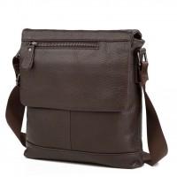 Мужская кожаная сумка Tiding Bag M38-8146C