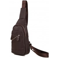 Мужская кожаная сумка Tiding Bag A25-284C