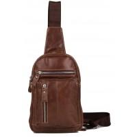Мужская кожаная сумка Tiding Bag A25-371C